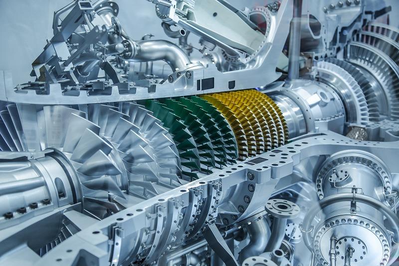 ガスタービン発電設備を模擬した風洞試験で冷却能力最適化