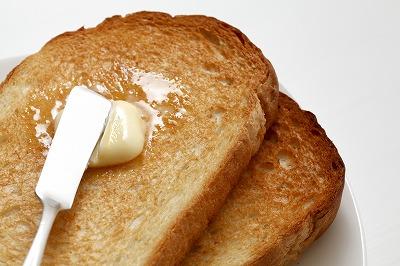 バター塗布用 スプレー均一化で歩留まり向上