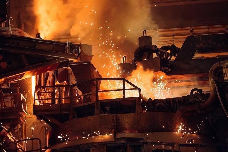 連続鋳造機用 特注気水ノズル製作によるノズル目詰まり対策
